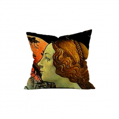 Sandro Botticelli-Venüs'ün Doğuşu 11