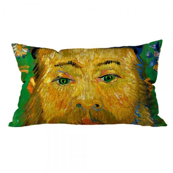 Vincent Van Gogh- Joseph Roulin Portresi 4
