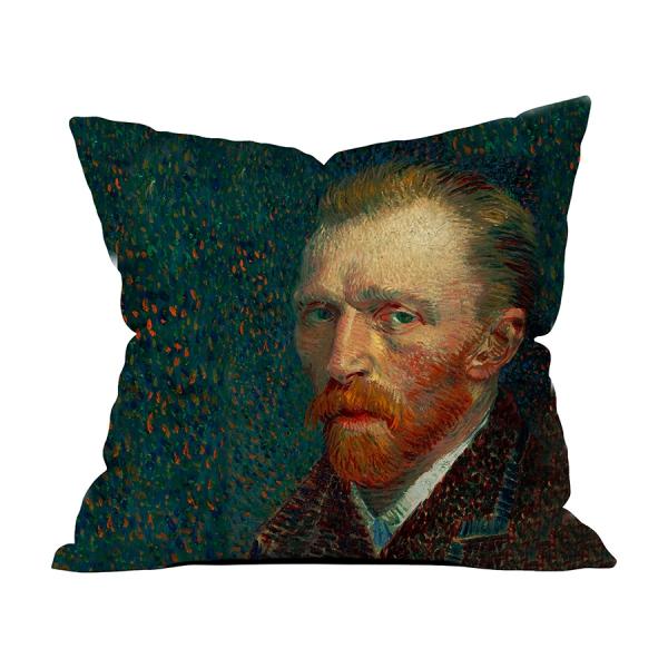 Vincent Van Gogh - Otoportre 1