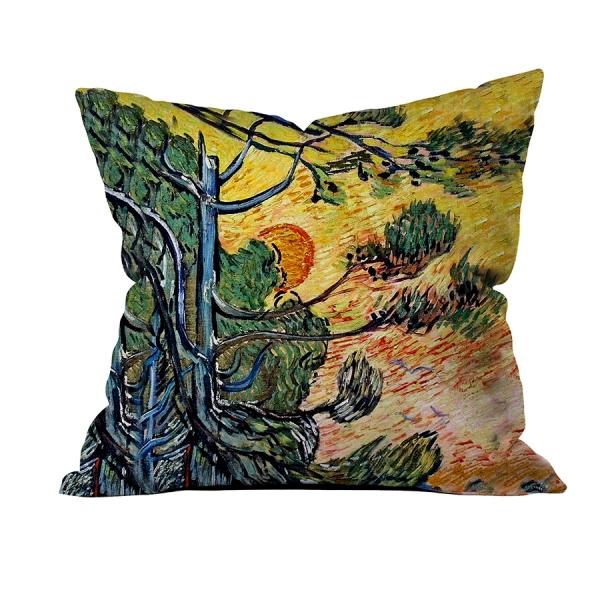 Vincent Van Gogh - Palmiye ağaçları 4