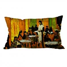 Vincent Van Gogh-Teras Kafe 1