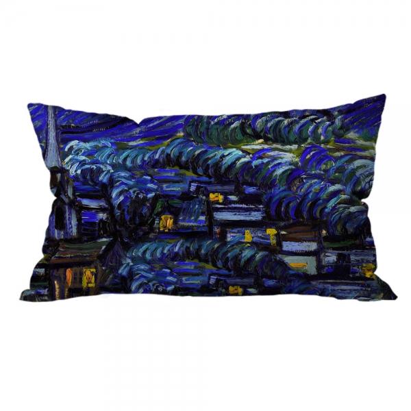Vincent Van Gogh - Yıldızlı Gece 5