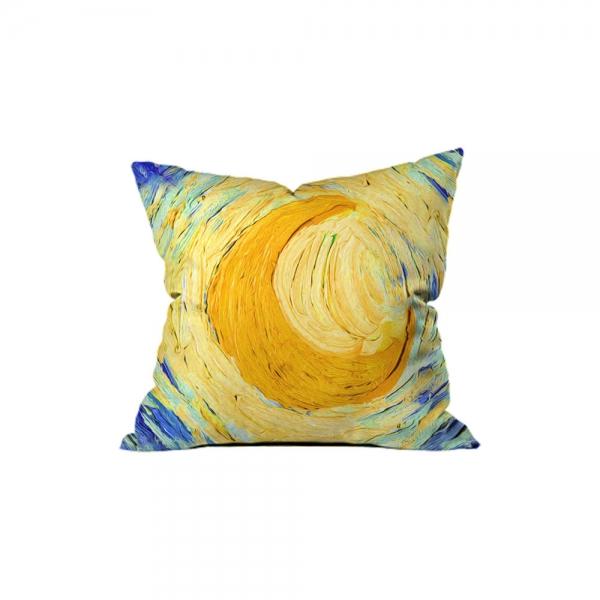 Vincent Van Gogh - Yıldızlı Gece 7