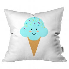 Cloud Ice Cream Cushion By İmren Gürsoy