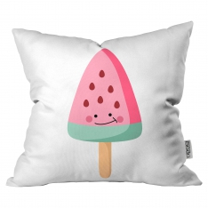 Watermelon slice Cushion By İmren Gürsoy
