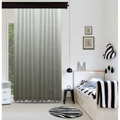 Gray Tulle Curtain By İmren Gürsoy