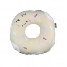 Gülen Donut Biblo Yastık By İmren Gürsoy