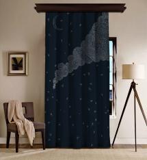 Tale Cloud Blackout Curtain
