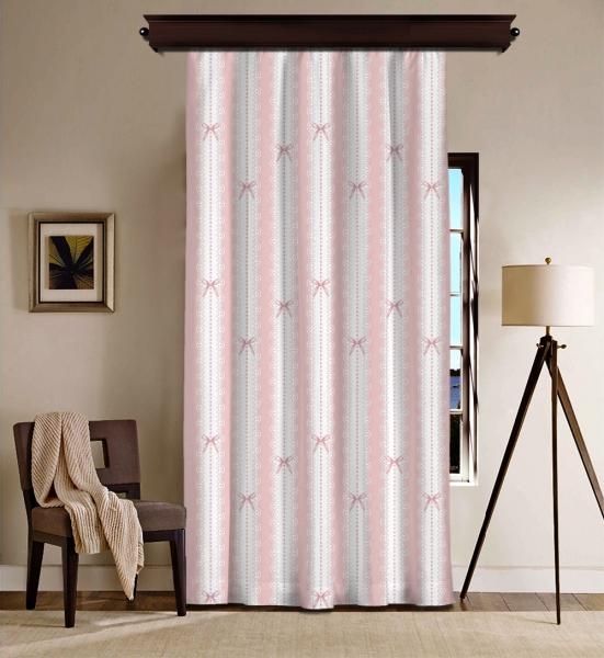 Romantic Lace Figured Blackout Curtain