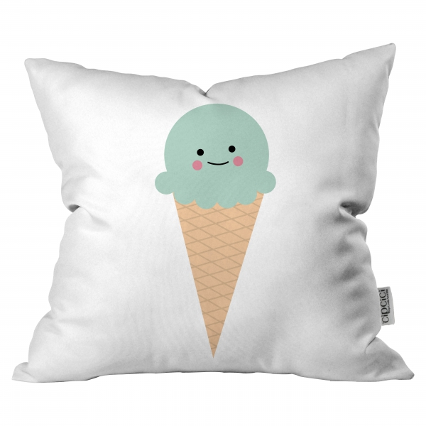 Sevimli Dondurma Kırlent By İmren Gürsoy