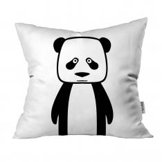 Üzgün Panda Kırlent By İmren Gürsoy