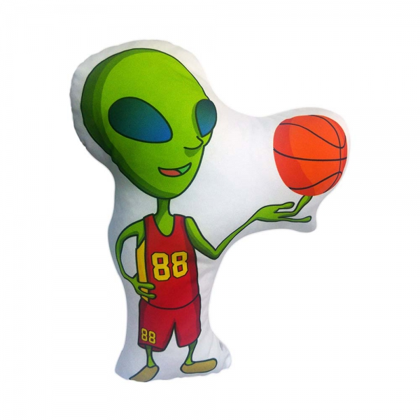 Alien 2 Biblo Yastık - Uzaylı Kankalar