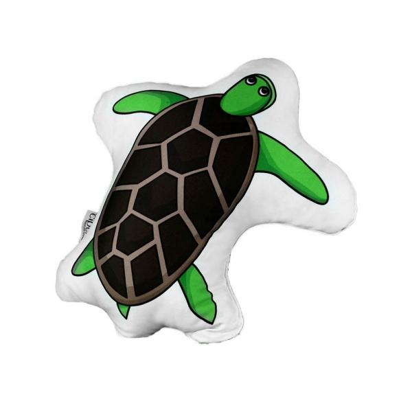 Deniz Kaplumbağası Biblo Yastık - Denizaltı Orkestrası