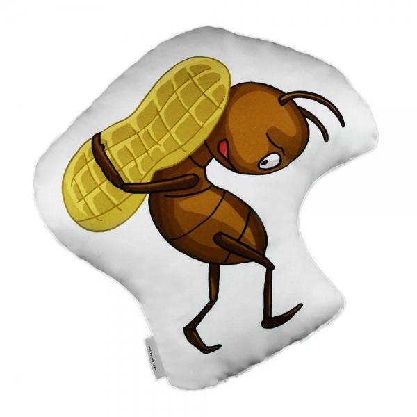 Karınca Biblo Yastık - La Fontaine Ailesi
