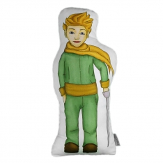 Little Prince Trinkets Pillow - Little Prince