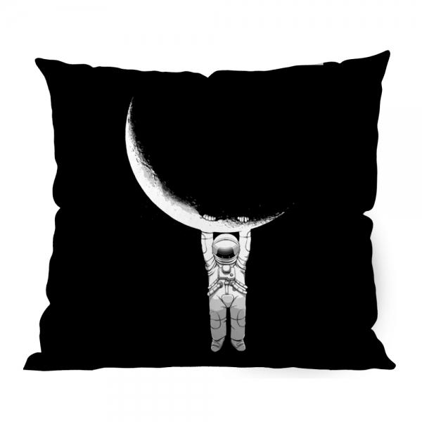 Ay ve Astronot Kırlent