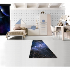 K-Pax Space Printed Carpet