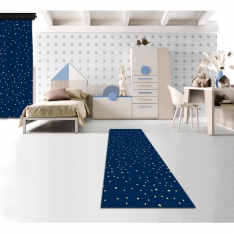 Little Prince Printed Carpet