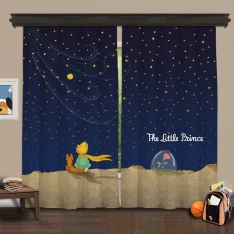 Little Prince  2-Panel Blackout Curtain