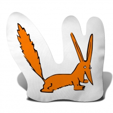 Little Prince Fox Trinket Pillow