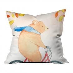 Cipcici Bear Pillow