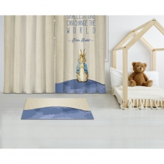 Peter Rabbit Worlds Printed Carpet