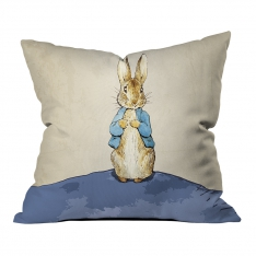 Peter Rabbit Worlds Pillow