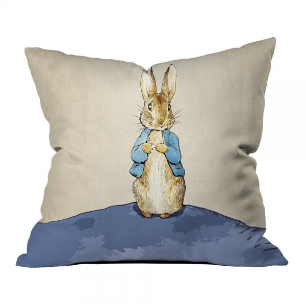 Peter Rabbit Dünyası Kırlent