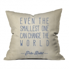 Peter Rabbit Worlds Model 2 Pillow