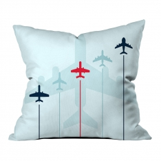 Aircraft Models Pillow