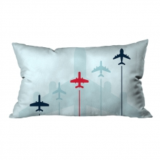 Aircraft Models Model 2 Pillow
