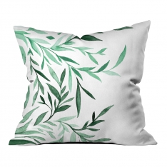 Tints of Olive Tree Pillow