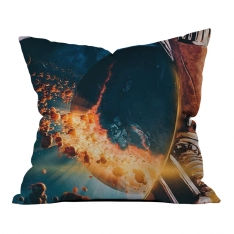 Impression of Astronaut Pillow