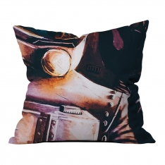 Impression of Astronaut Model 2 Pillow