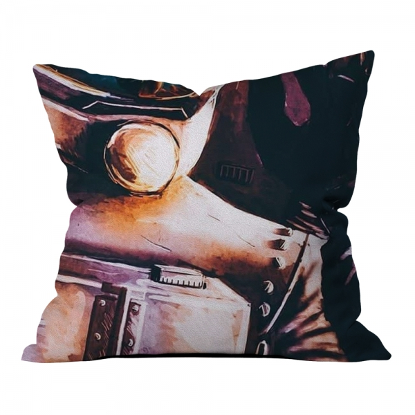 Astronotun Gözünden Model 2 Kırlent