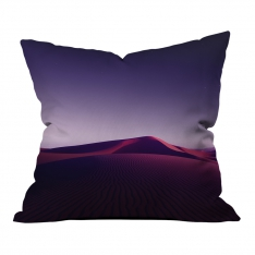 Sunrise In The Desert Model 2 Pillow