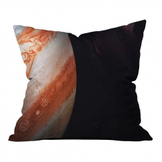 Jupiter Atmosphere Pillow