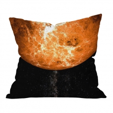 Venus Atmosphere Pillow