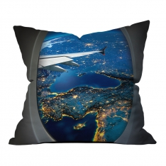 Vip Flight Turkey Pillow