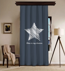 Star İn My Dreams Blackout Curtain