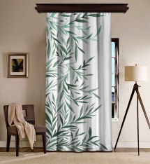 Tints of Olive Tree Blackout Curtain