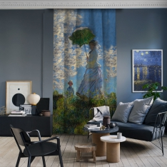 Claude Monet - Woman With a Parasol