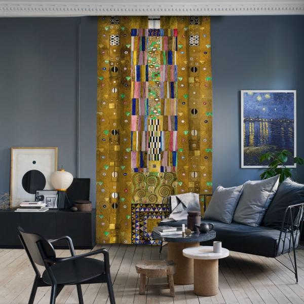 Gustav Klimt - Dekoratif Panel