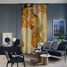 Gustav Klimt - Su Yılanları 2