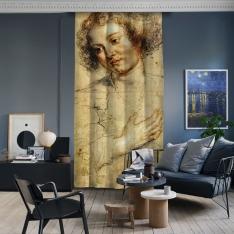 Peter Paul Rubens - Kadın ve El Çizimi