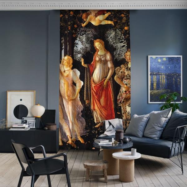 Sandro Botticelli - İlkbahar Panel 2