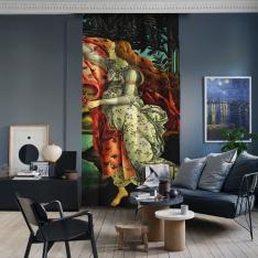 Sandro Botticelli - Venüs'ün Doğuşu Panel 3
