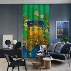 Vincent Van Gogh - Joseph Roulin Portresi