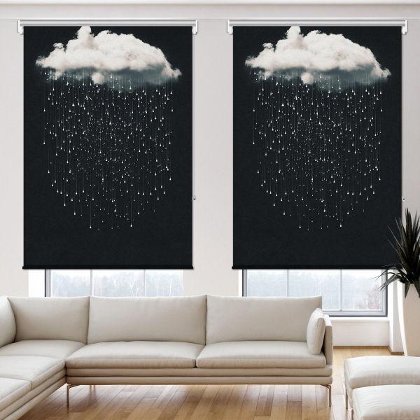Hayal Bulutları 2 Kanat Stor Perde