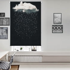 Dream Clouds Single Roller Blind